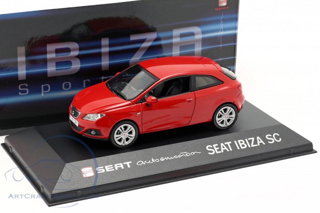 Ibiza SC year 2013 red