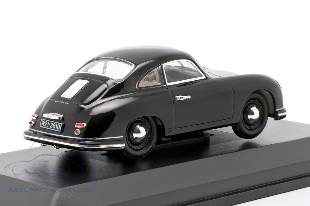 Porsche 356 Coupe Ferdinand 70th Anniversary year 1950 black