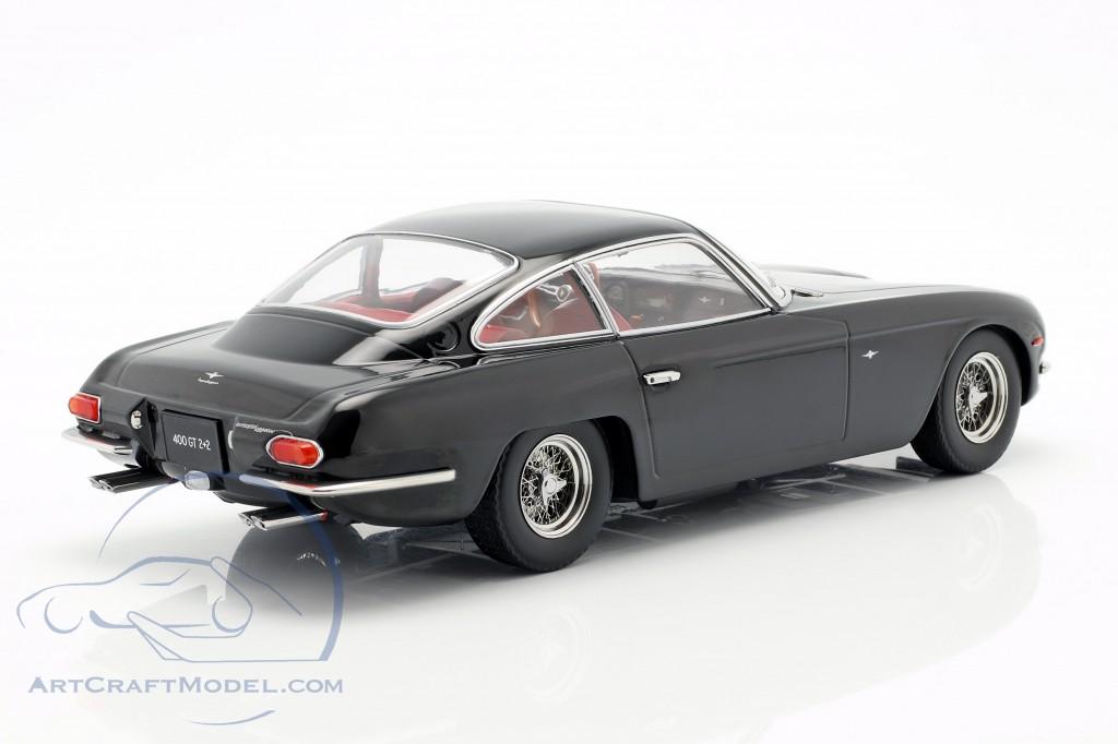 Lamborghini 400 GT 2+2 Baujahr 1965 schwarz