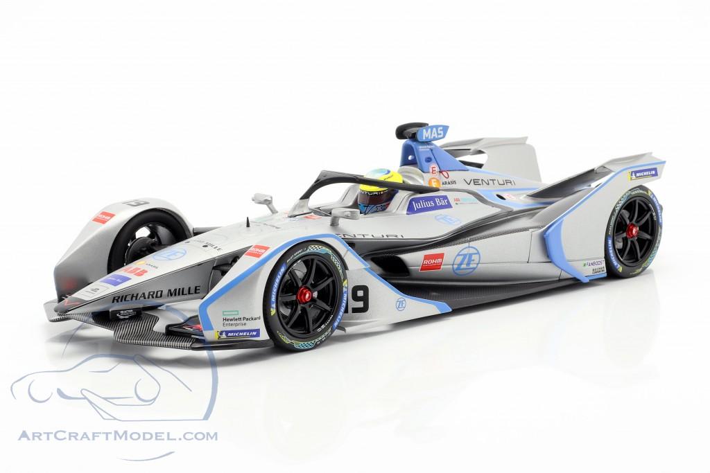 Felipe Massa Venturi VFE05 #19 formula E season 5 2018/19