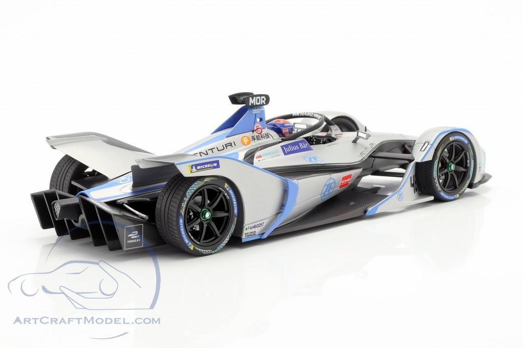 Edoardo Mortara Venturi VFE05 #48 formula E season 5 2018/19