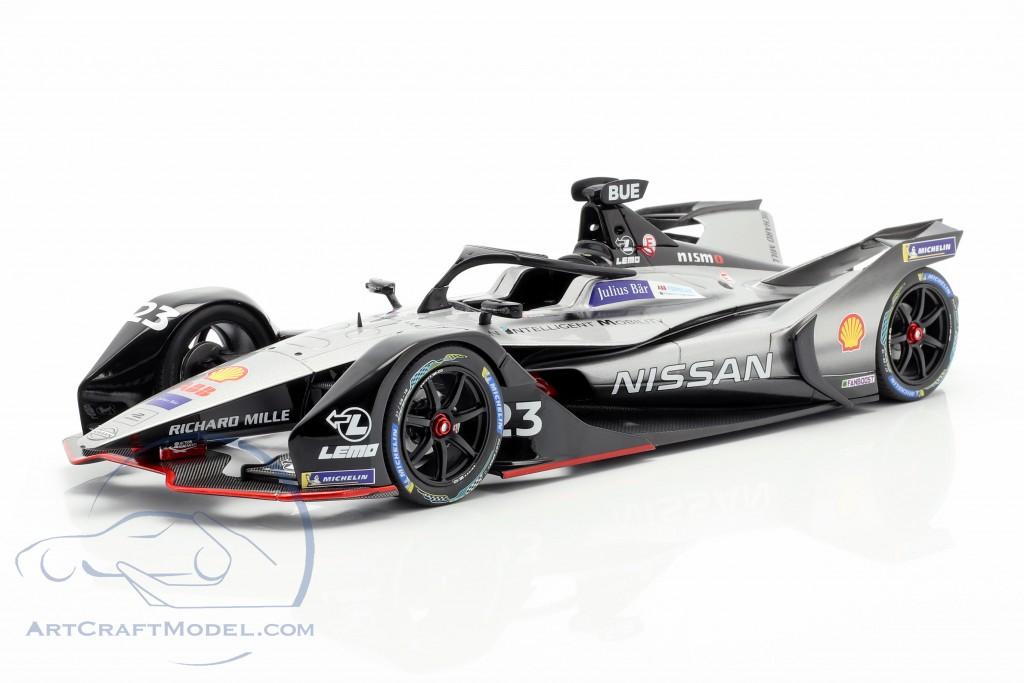Sebastien Buemi Nissan IM01 #23 formula E season 5 2018/19