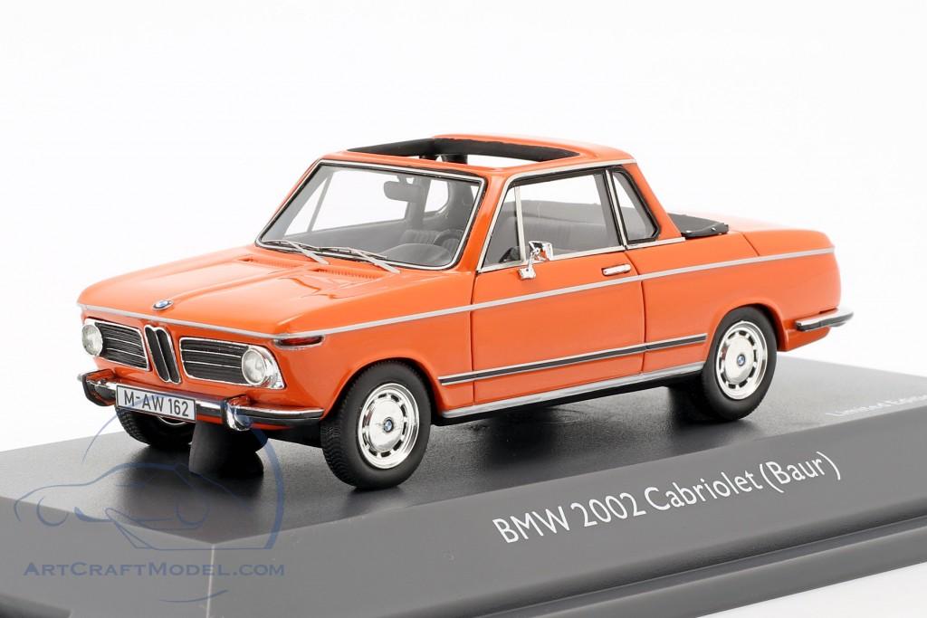 Bmw 2002 Cabriolet Baur Orange 450908600 Ean 4007864022847