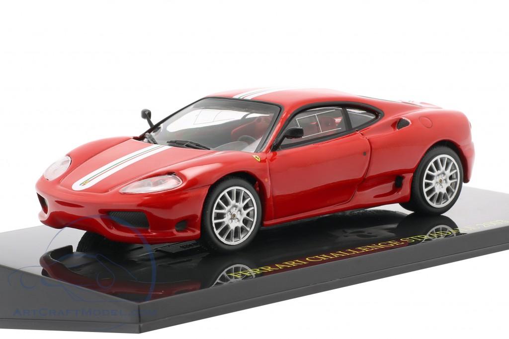 Ferrari Challenge Stradale year 2003 red