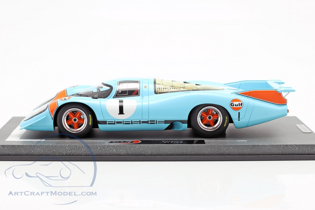 Porsche 917 LH #1 Gulf Presentation Car 1969  BBR