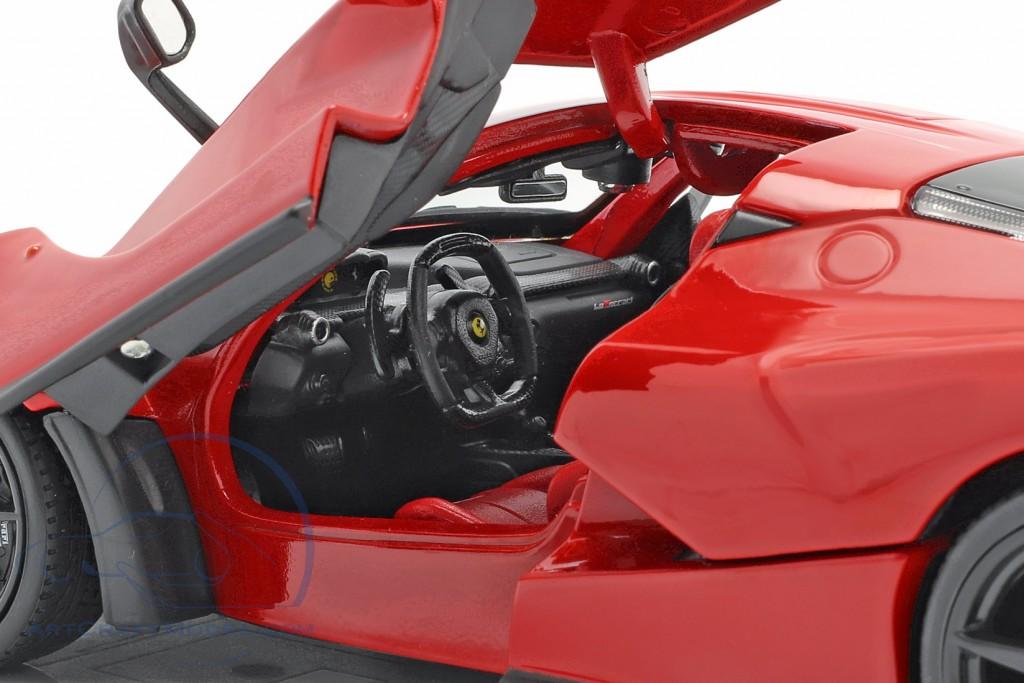 Ferrari Laferrari Red 18 16001r Ean 4893993160013