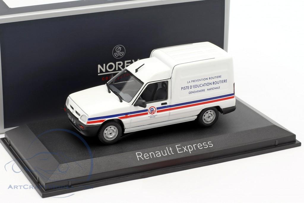 Renault Express year 1995 gendarmerie white
