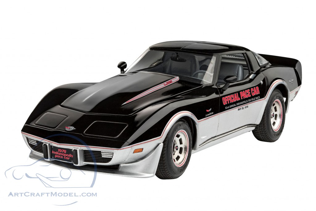 Chevrolet Corvette Pace Car Indy 500 1978 kit