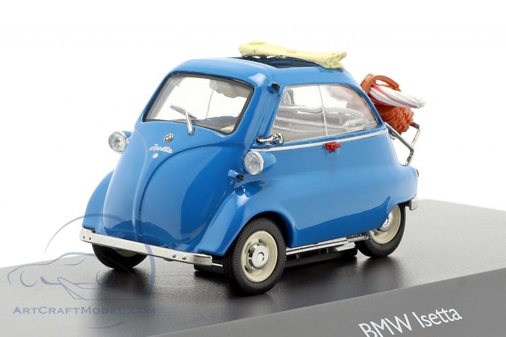 BMW Isetta picnic blue