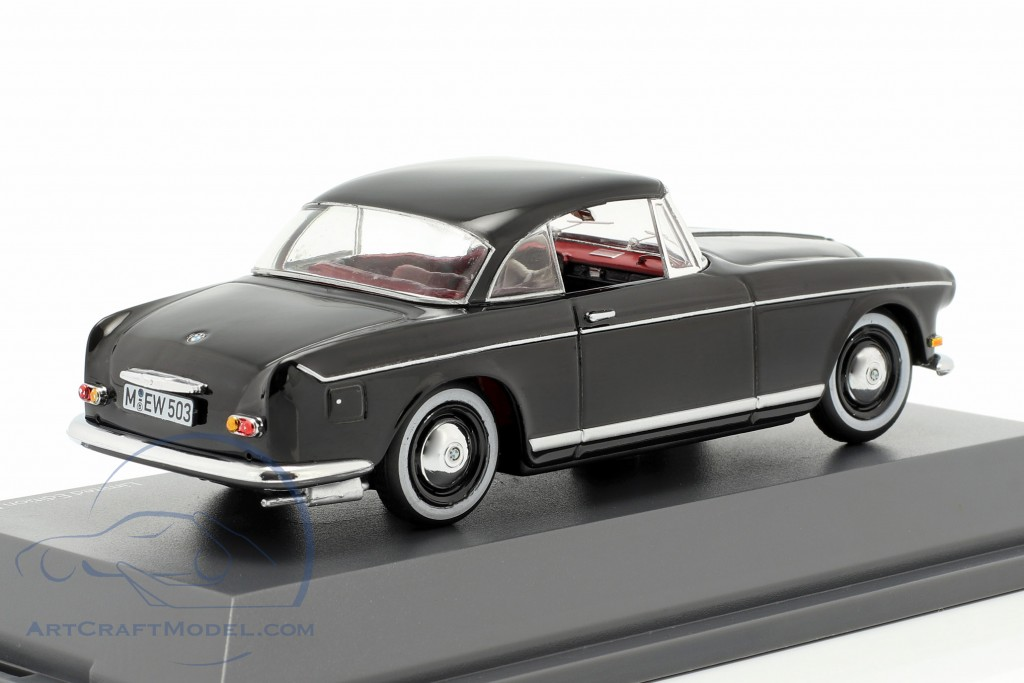 BMW 503 Hardtop year 1956-1960 black
