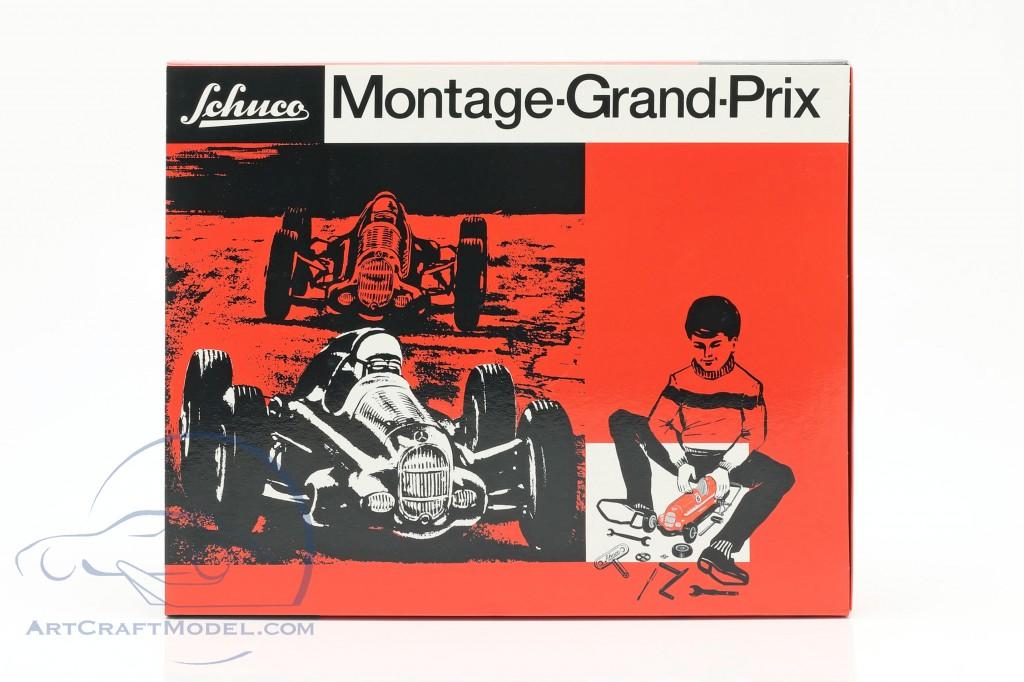Studio I Grand Prix Mercedes-Benz silver arrow #7 Construction kit