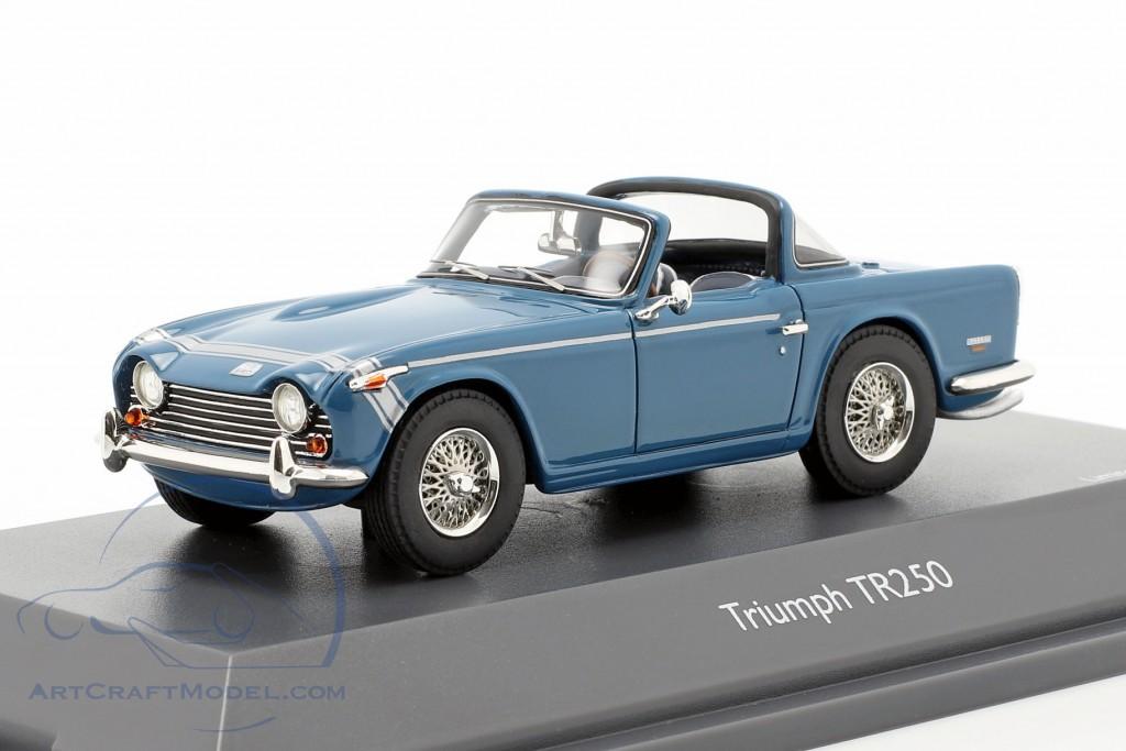 Triumph TR250 Surrey-Top blue