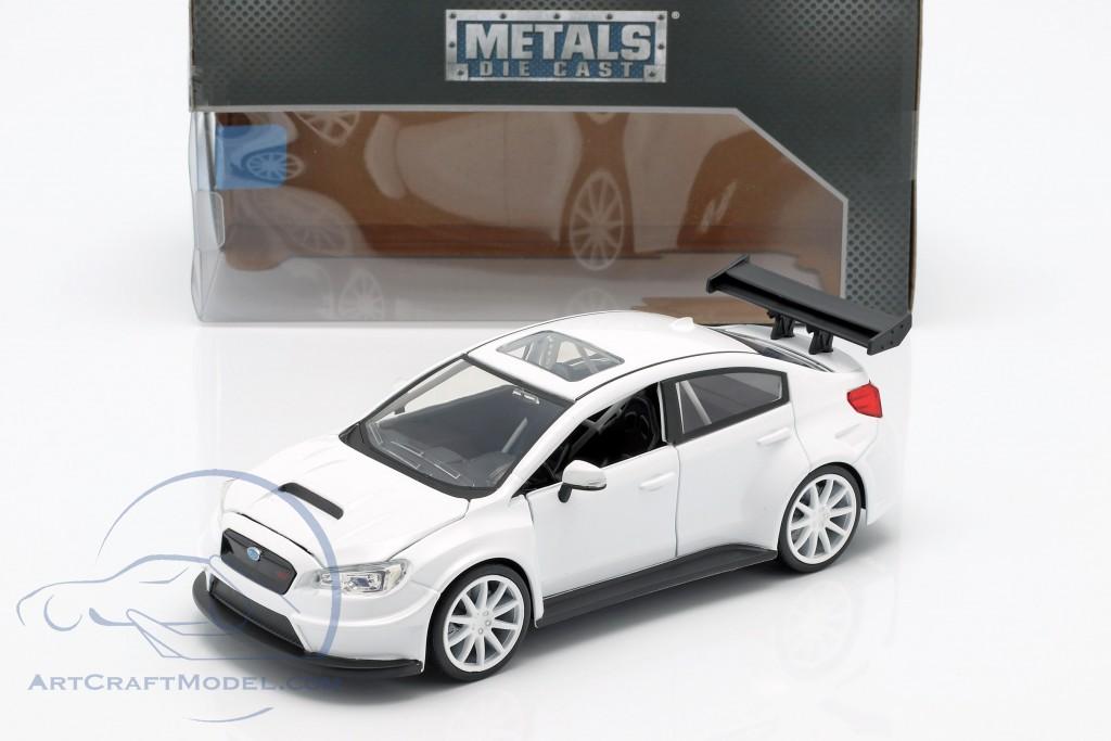 Mr. Little Nobody's Subaru WRX STI Fast and Furious 8 ...