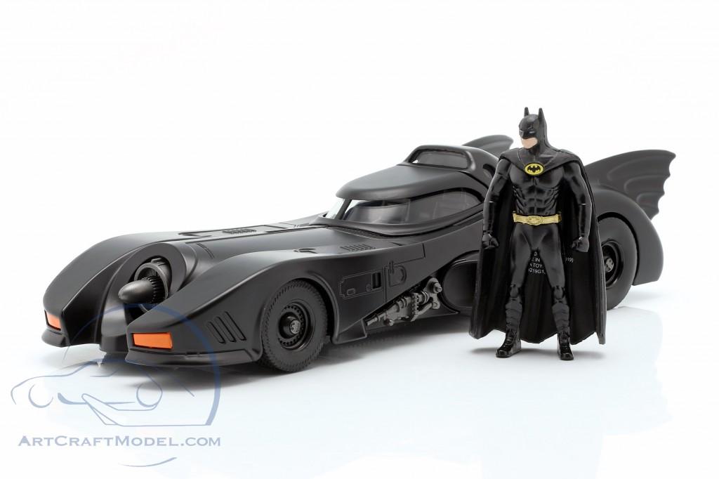 Batmobile Mit Figürchen Batman Und Robin JAD253213000 Fahrzeug Aus Set