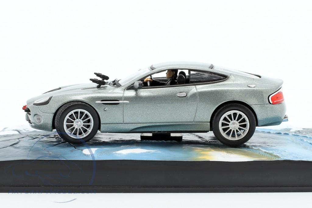 Aston Martin V12 Vanquish James Bond Movie Stirb An Einem Anderen Tag Dy002