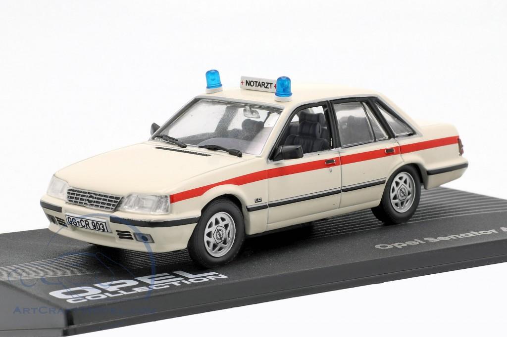 Opel Senator A2 Notarzt Year 1982 1986 Ixo Mag Hh102
