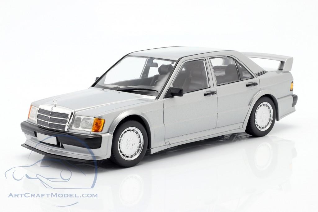 Mercedes-Benz 190E 2.5-16V Evo 1 1989 silver metallic