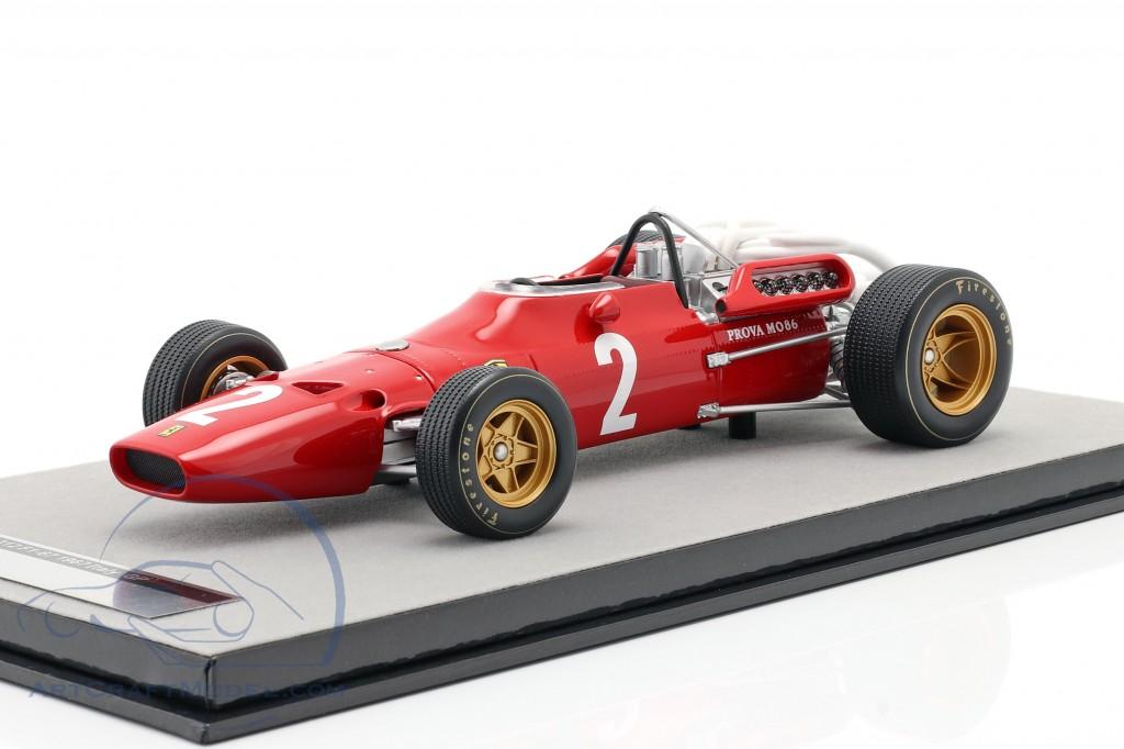 Chris Amon Ferrari 312/67 #2 Italian GP formula 1 1967