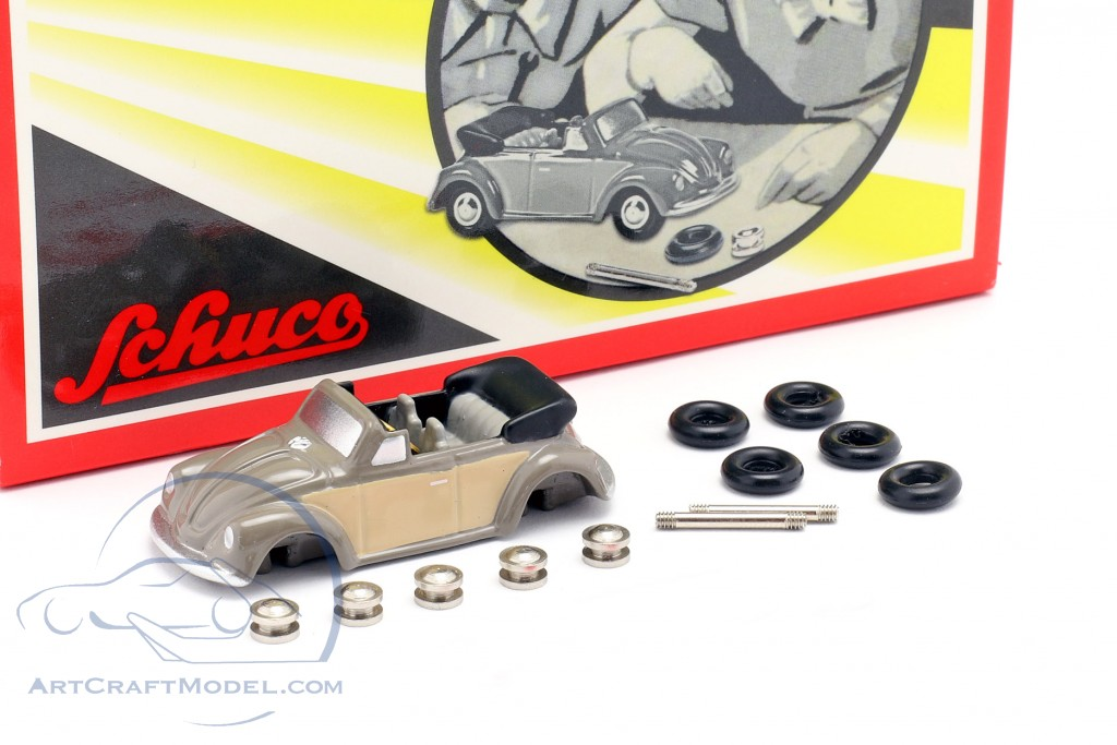 Volkswagen VW Beetle Convertible Construction kit for the little Cabrio mechanic   Piccolo
