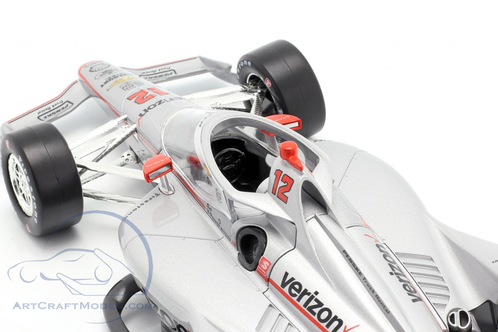 Will Power Chevrolet #12 IndyCar Series 2020 Team Penske