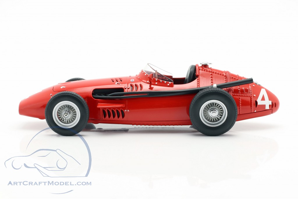 Jean Behra Maserati 250F #4 French GP formula 1 1957