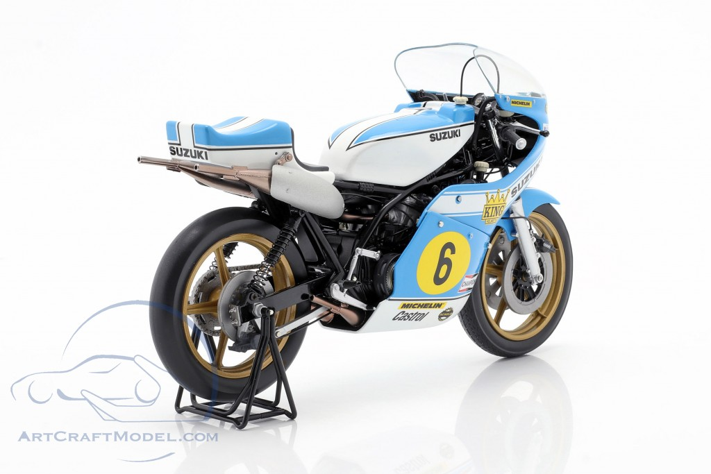 Suzuki XR 14 #6 GP Assen 1975 Barry Sheene