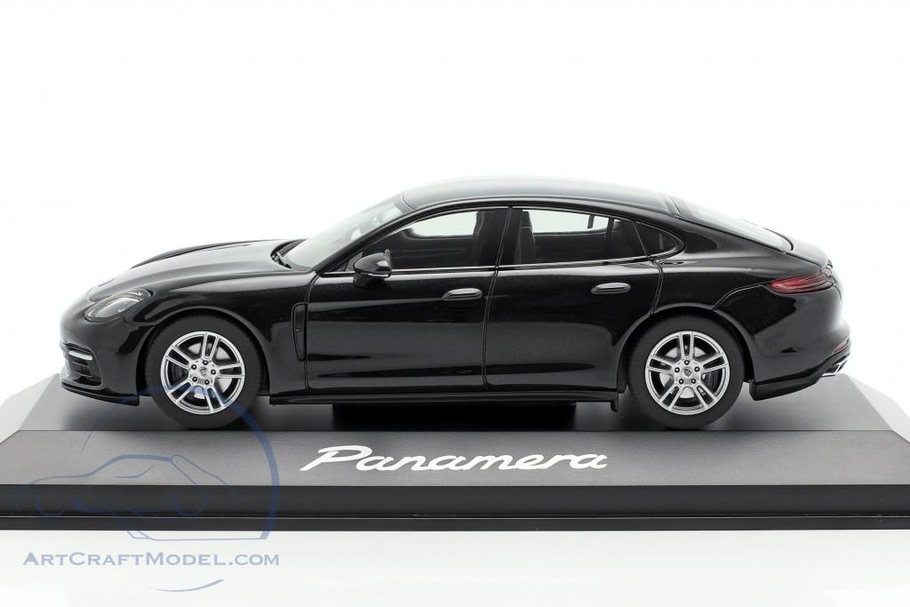Porsche Panamera 2 Gen Year 2017 Jet Black Metallic Wap0207030g