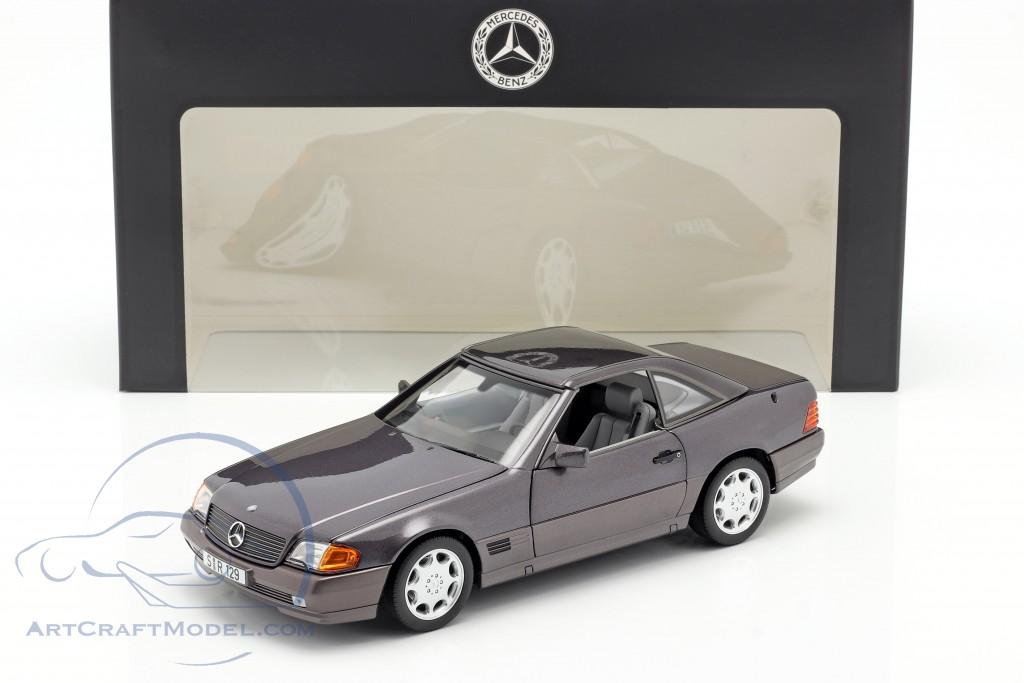 Mercedes-Benz 500 SL (R129) Roadster 1989-1995 bornit metallic