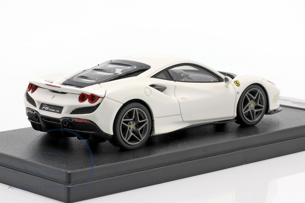 Ferrari F8 Tributo year 2019 fuji white
