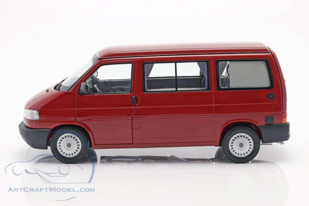 Volkswagen VW T4b Westfalia camper red