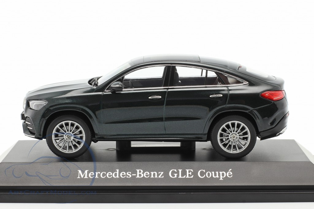 Mercedes-Benz GLE Coupe (C167) 2020 emerald green metallic