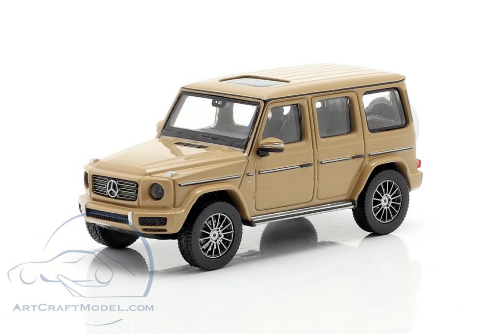 Mercedes-Benz G class (W463) year 2018 sand beige