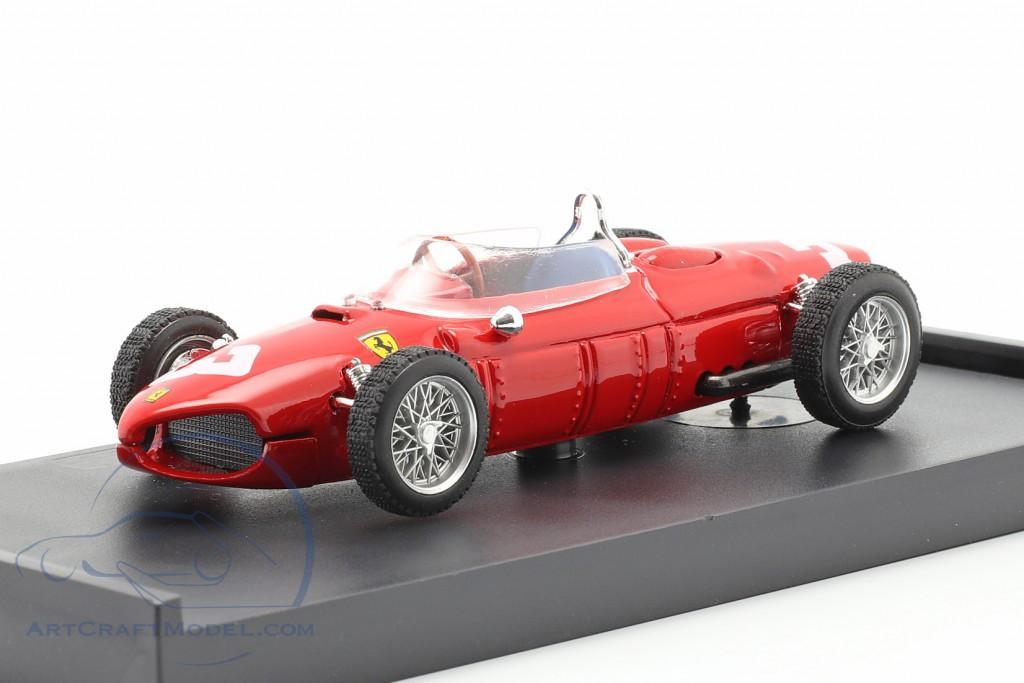 W. von Trips Ferrari 156 #3 Netherlands GP formula 1 1961