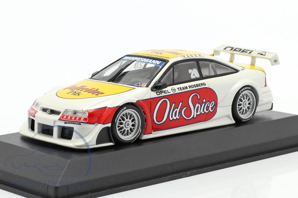 Opel Calibra V6 4×4 #20 Design Sketch DTM 1996 Lehto
