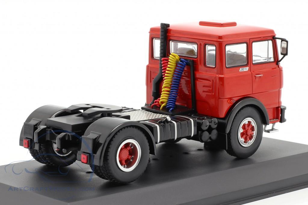 Fiat 619 N1 Truck year 1980 red