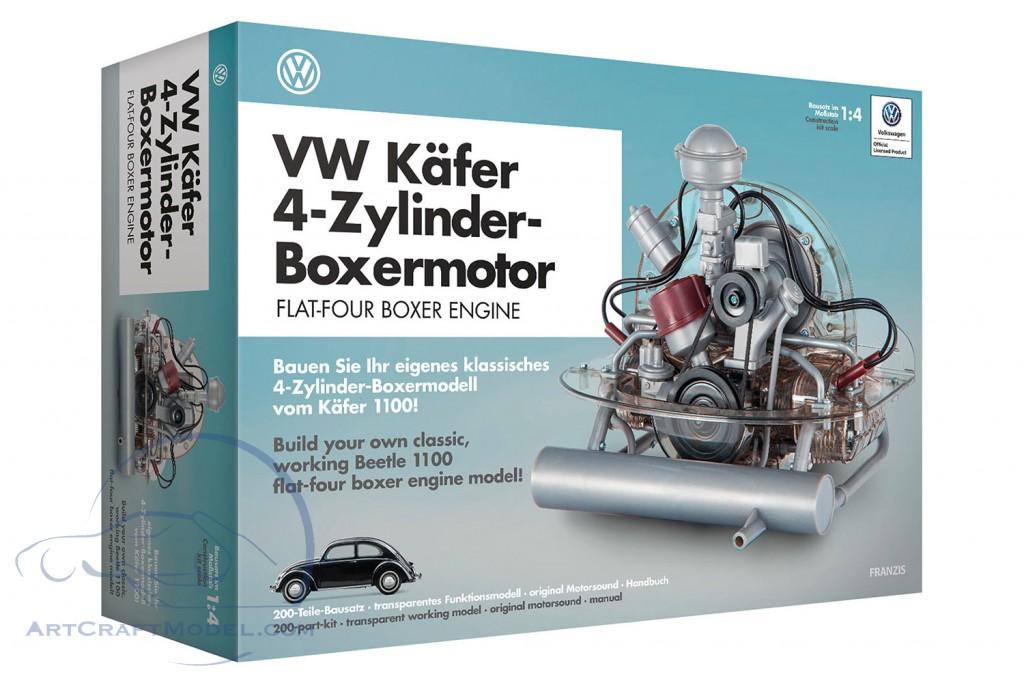 Volkswagen VW Pretzel beetle 4-cylinder boxer engine 1946-1953 Kit