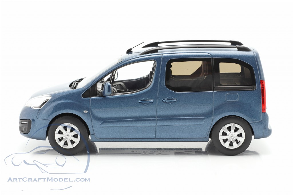 Citroen Berlingo year 2016 kyanos blue