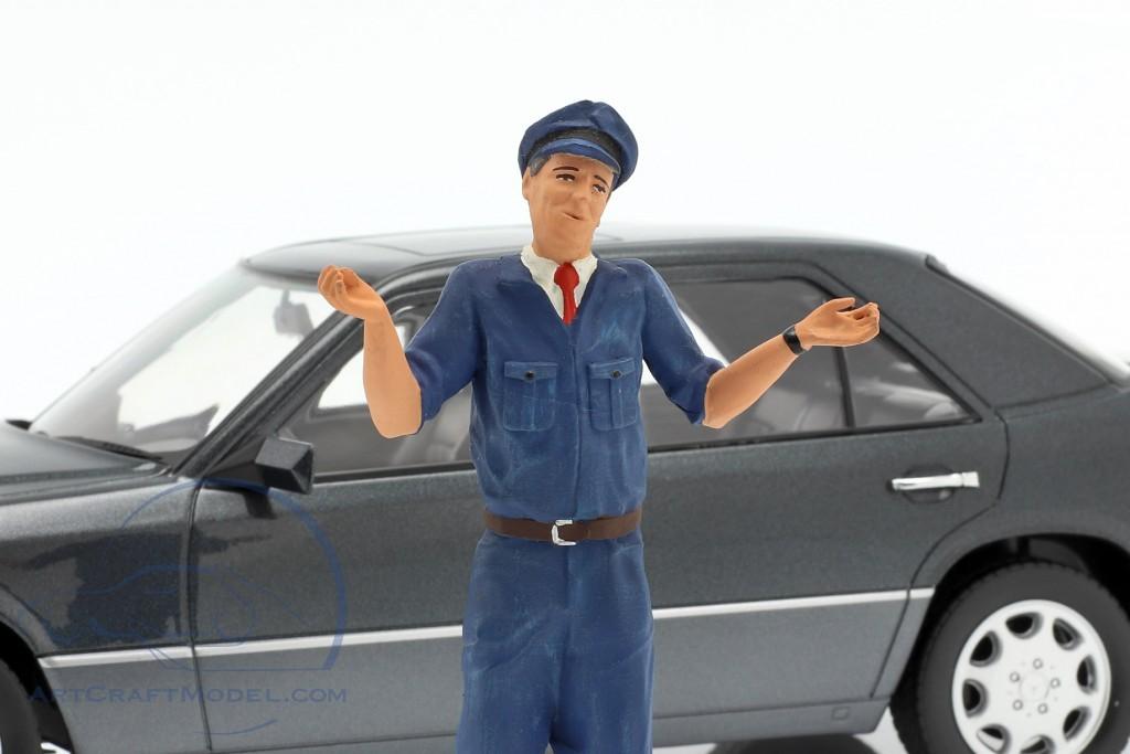Attendant figure figure manufactory