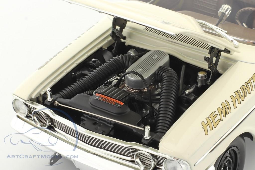 Ford Thunderbolt Hemi Hunter 1964 cream white / gold