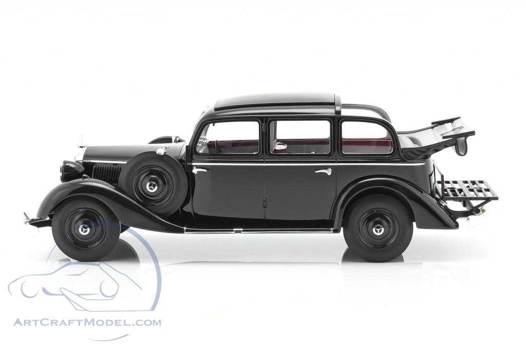 Mercedes-Benz 260 D (W138) Pullman Landaulet 1936 black
