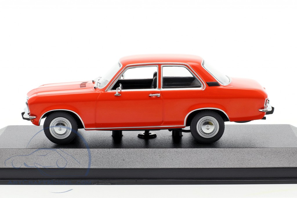 Opel Ascona A year 1970 red