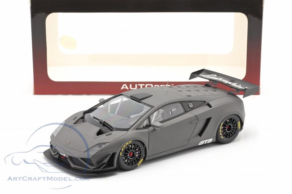 Lamborghini Gallardo GT3 FL2 year 2013 mat grey