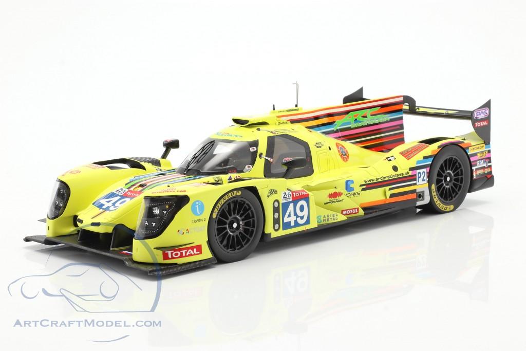 Ligier JS P217 #49 24h LeMans 2019 Konopka, Tereschtschenko, Enqvist