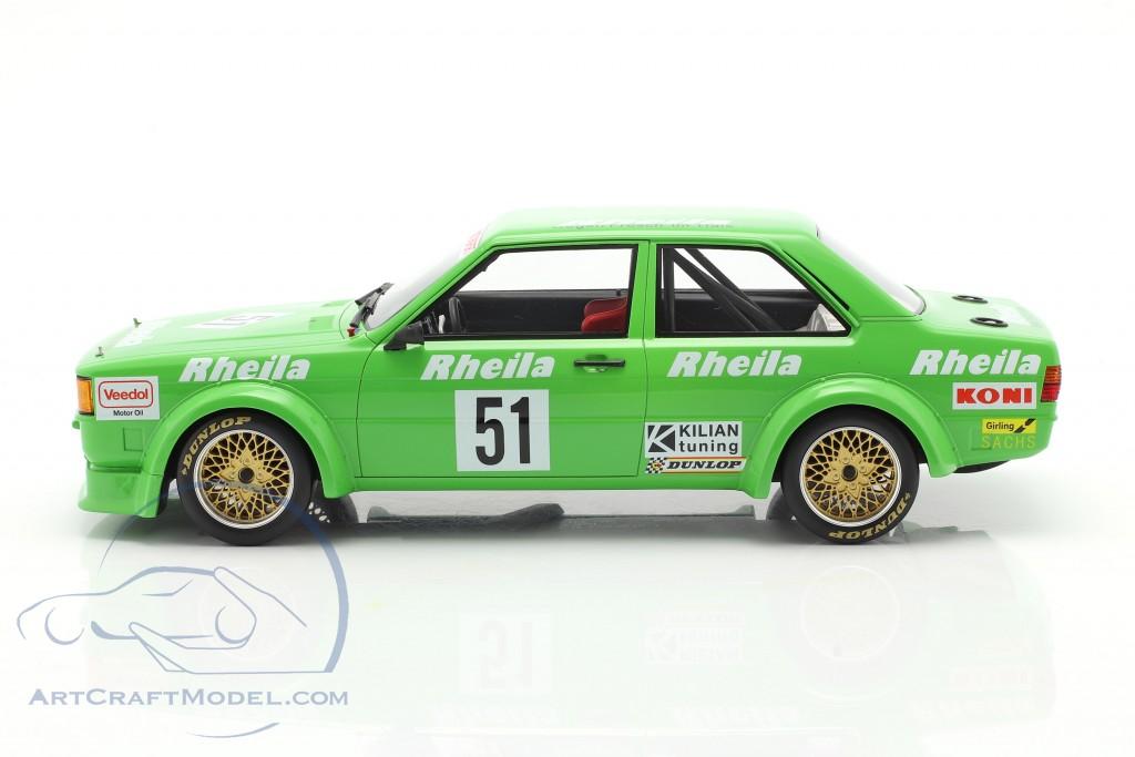 Audi 80 (B2) Gr.2 #51 ETCC Zolder 1980 Wolf, Rosterg  PremiumClassiXXs