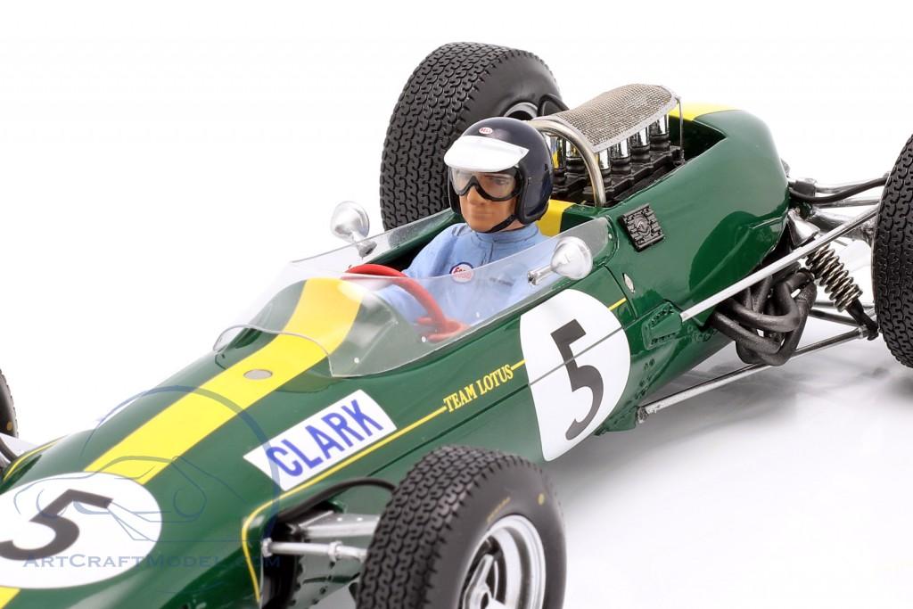 Jim Clark Lotus 33 #5 World Champion Great Britain GP formula 1 1965