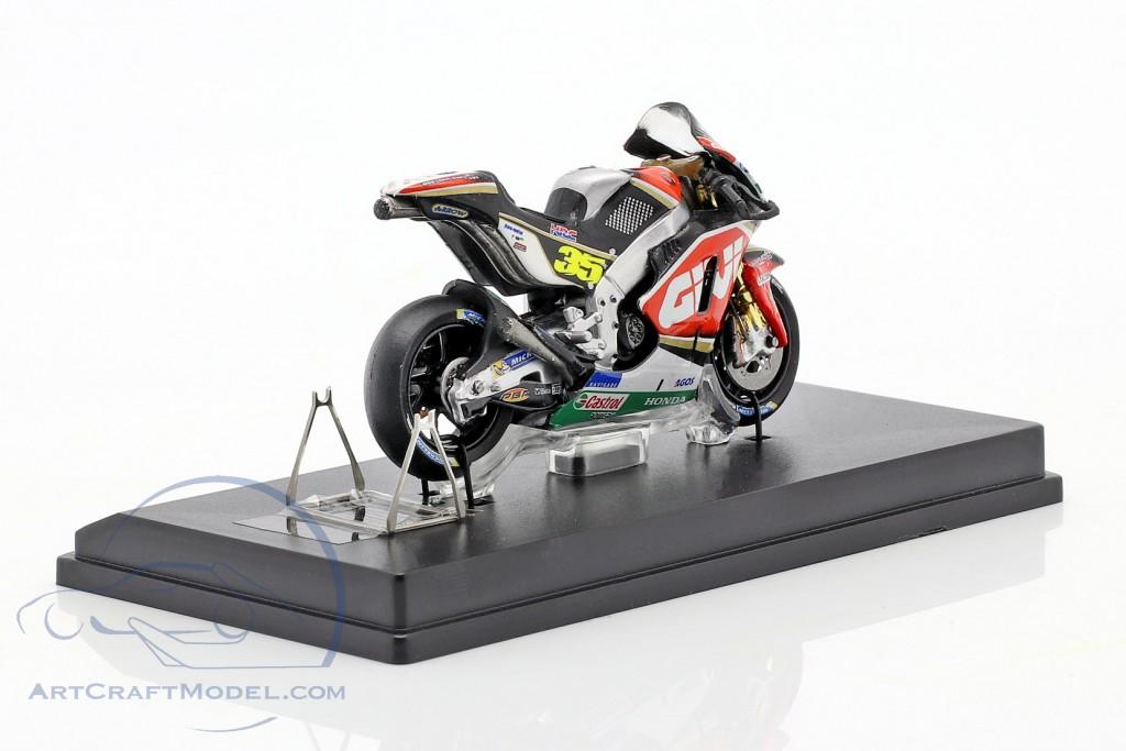 Cal Crutchlow Honda RC213V #35 MotoGP Qatar 2017
