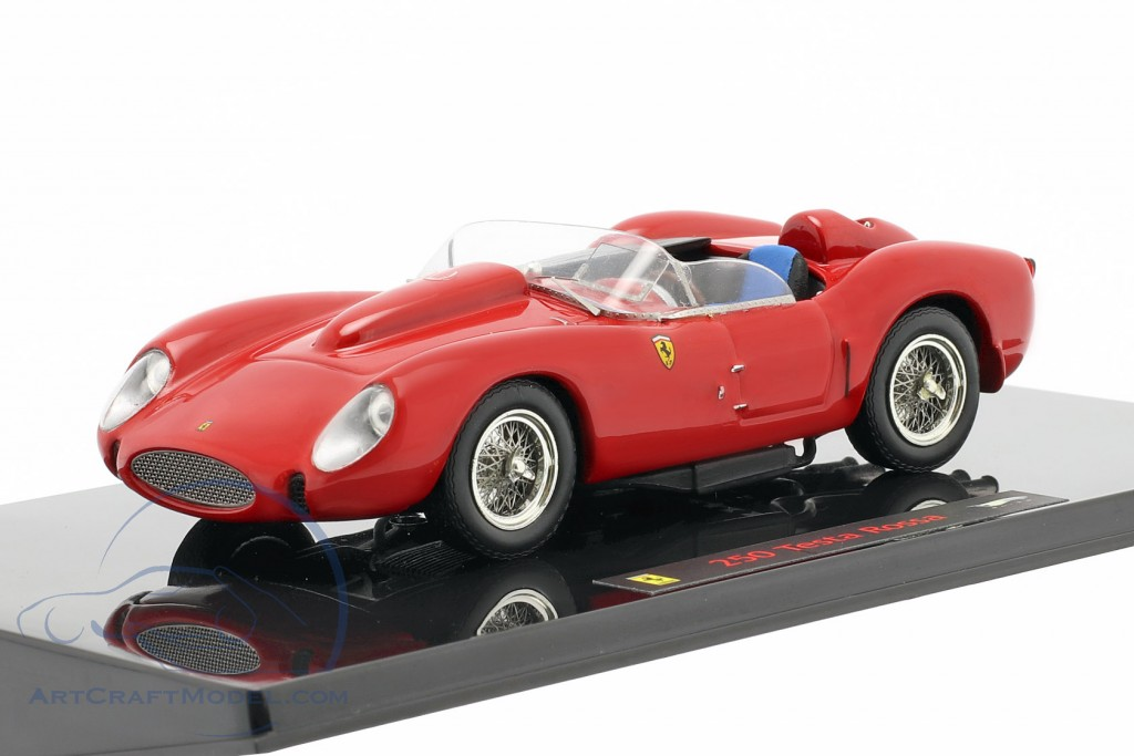 Ferrari 250 Testa Rossa Year 1958 red / red  HW Elite