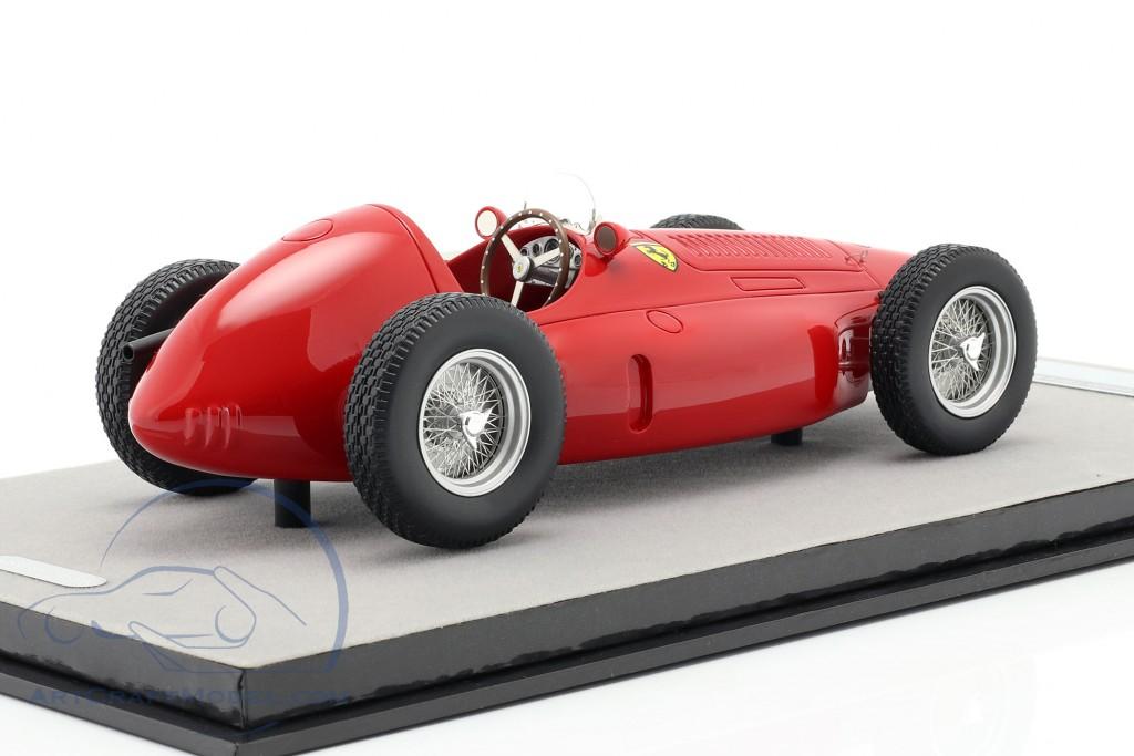 Ferrari 553 Squalo Test Car Monza F1 1954 Ascari