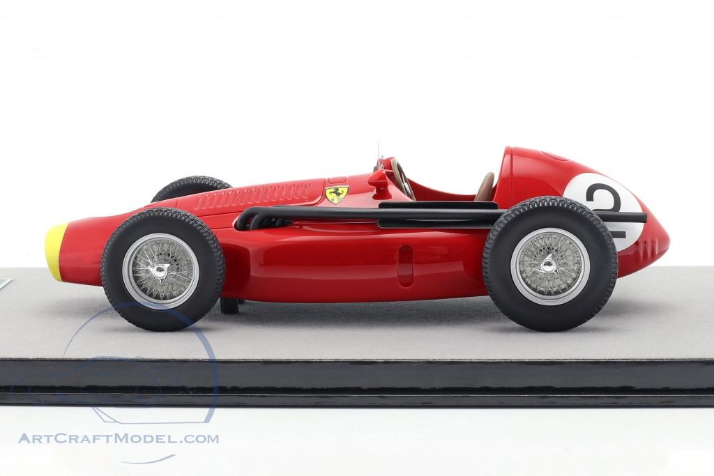 Jose Froilan Gonzalez Ferrari 553 Squalo #2 France GP F1 1954
