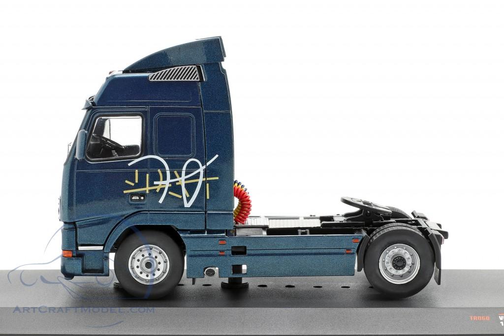 Volvo FH 12 Truck year 1994 dark blue metallic